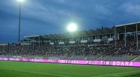 Meciul de fotbal dintre Poli Timişoara – CFR Cluj va fi păzit de 40 de jandarmi. Ce li se recomandă suporterilor