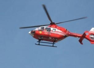 Medicii din vestul țării salvează, din nou, vieți cu ajutorul elicopterului SMURD