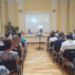 Sesiunea de informare a firmelor cu privire la protecția datelor personale continuă cu un nou seminar organizat de CCIAT