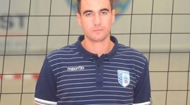 Noul antrenor principal al echipei UVT Agroland Timişoara de senioare este Paul Bogdan