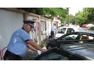 Polițiștii din Timiș au dat peste 170 de amenzi vitezomanilor și au ridicat 22 de permise auto în acest weekend