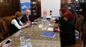 CCIAT vrea să intensifice colaborarea cu Austria