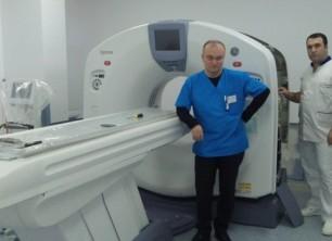 Un spital din vestul ţării a primit un tomograf de un milion de euro. De ce nu pot beneficia pacienţii de el