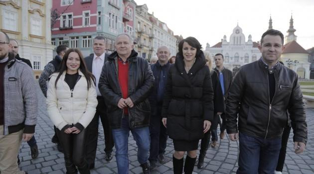 (P) PMP Timiș luptă pentru reducerea numărului de parlamentari