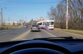 tramvai defect