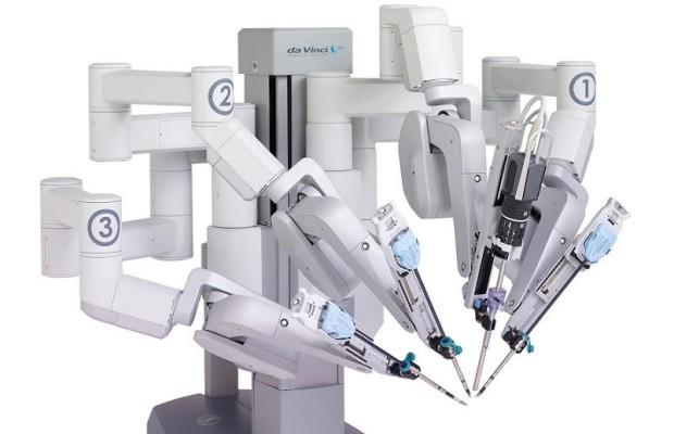 robot davinci