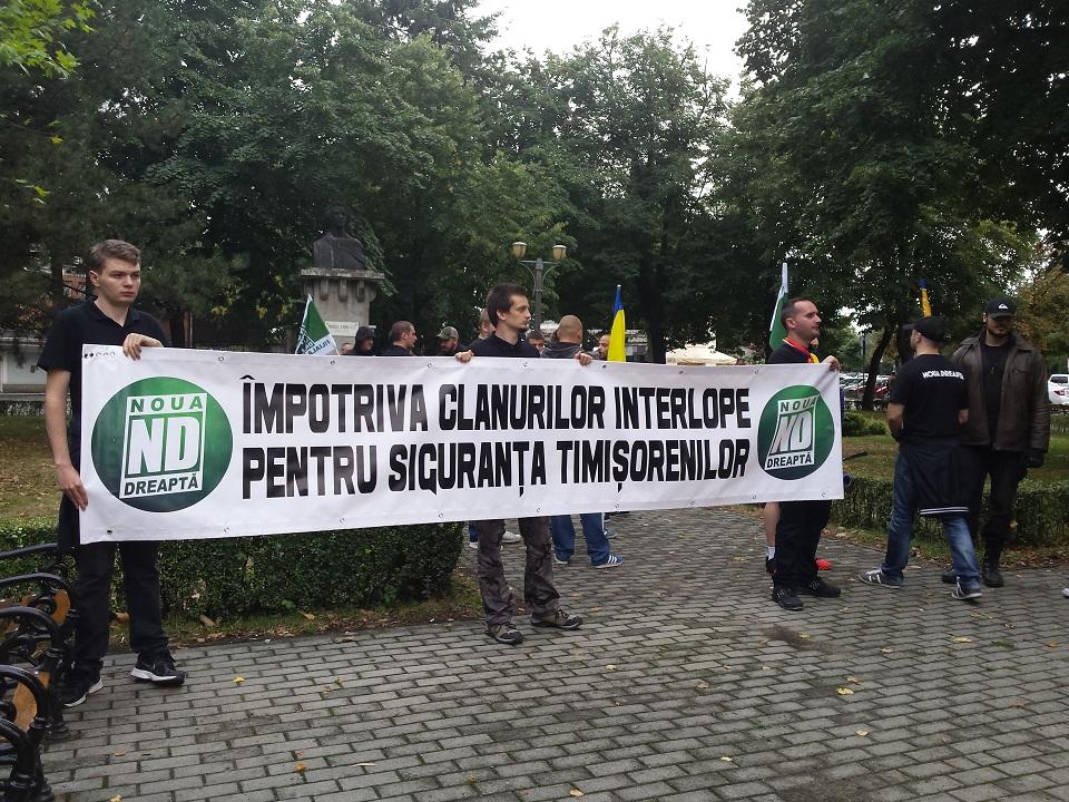 protest noua dreapta