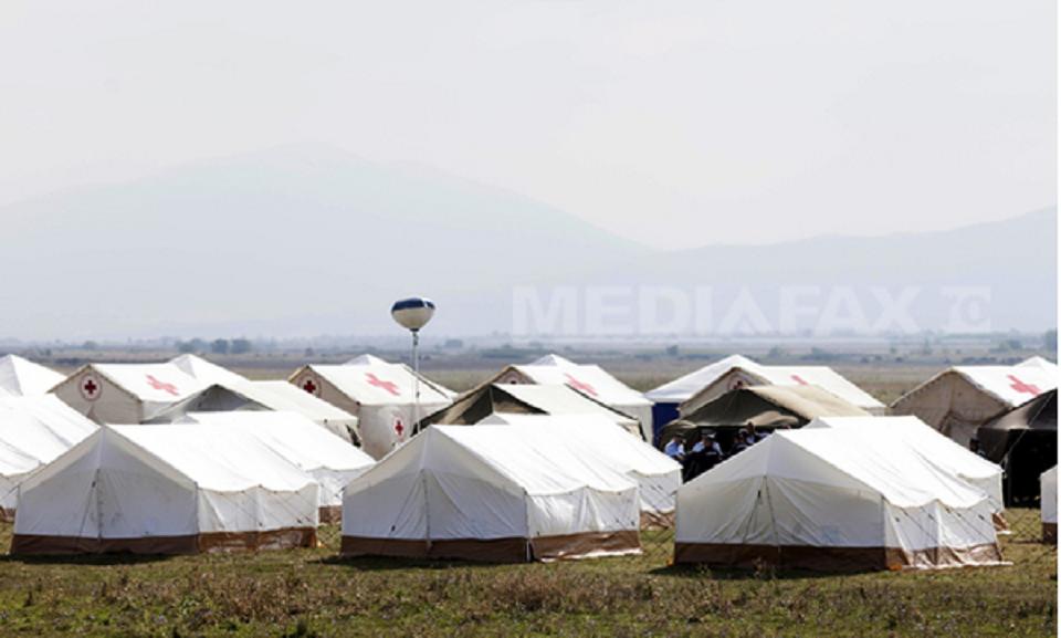 corturi refugiati