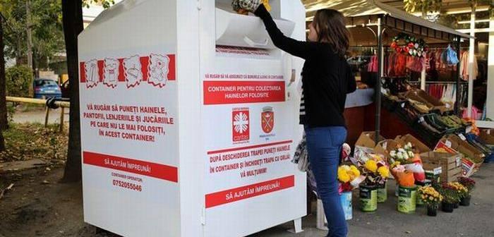 container caritas
