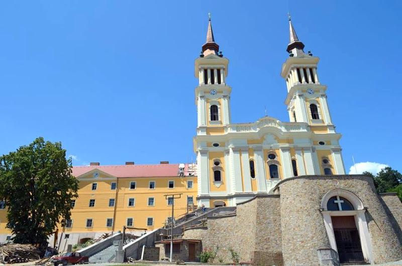 manastirea maria radna