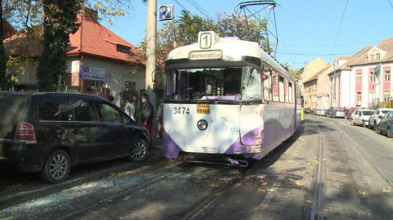 tramvai accident