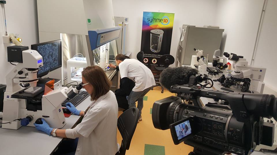bio-imprimanta 3D