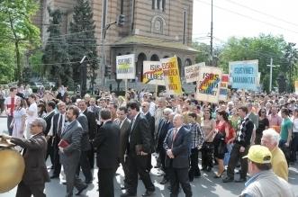 marsul invierii