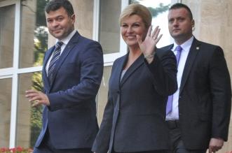 presedintele croatiei