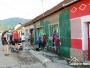 O localitate din Caraș-Severin a prins culoare