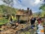 Într-un sat din Banat se macină din nou la moara cu apă, ca acum un secol