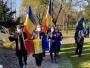 Candidații umaniști din Timiș la Parlament au depus coroane de flori în cinstea eroilor neamului